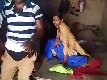 sex affair of young couple captured live